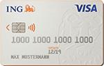 ING Kreditkarte