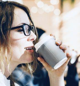 Kafeebecher