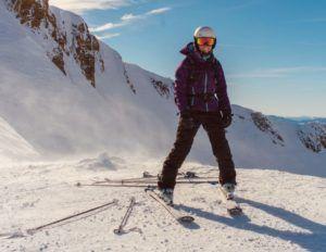 skihelm test