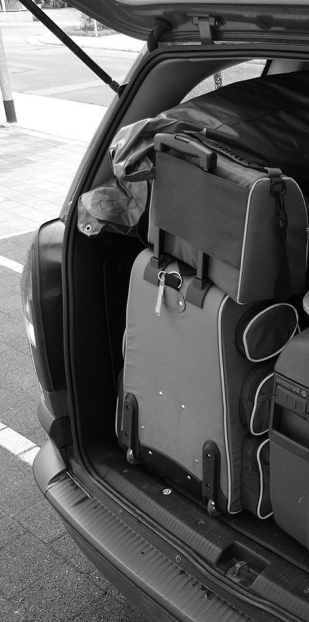 Dachbox Kofferraum