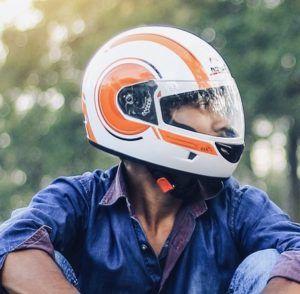 Motorradhelm test