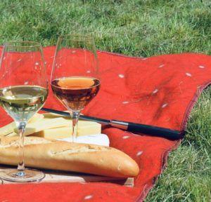 Picknickdecke Test