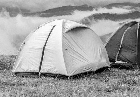 Schlafsack Camping Zelt