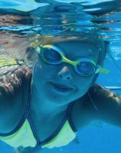 Schwimmbrillen Test