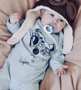 Bebone Baby Junge Smoking Neugeborenen Strampler Sommer Babykleidung