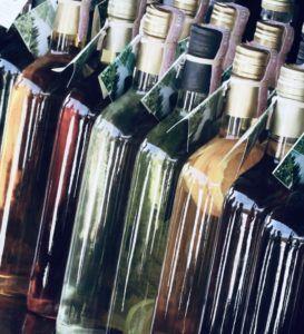 glasschneider flasche
