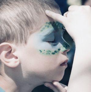 kinderschminken vorlagen