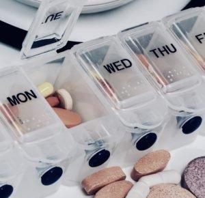 tablettenbox test