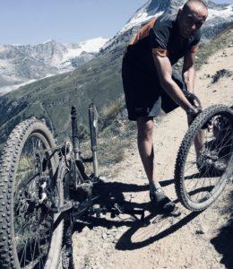 fahrradschlauch wechseln
