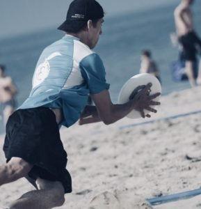 Frisbee test