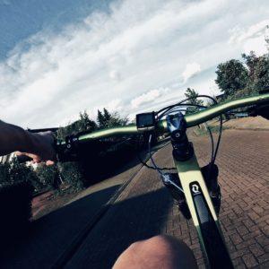 Fahrradtacho test