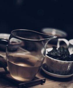 Oolong Tee test