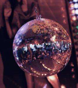 discokugel deko