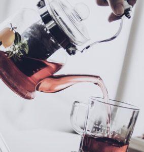 teezubereiter glas
