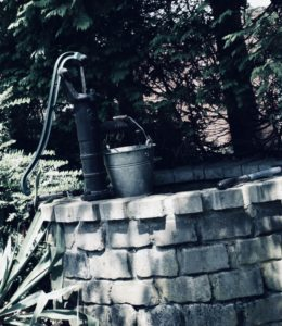 Brunnenpumpe test