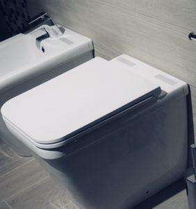 Toilettendeckel test