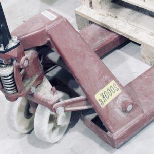 elektro hubwagen