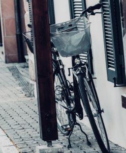 faltschloss fahrrad