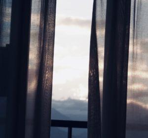 lichtervorhang innen