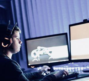 4k monitor gaming