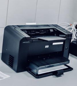 tintenstrahldrucker funktionsweise