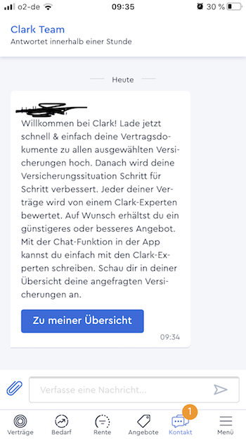 clark app kostenlos