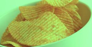 Crunchips WOW Cream & Mild Wasabi lorenz