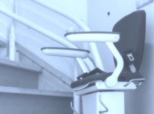 Treppenlift beantragen